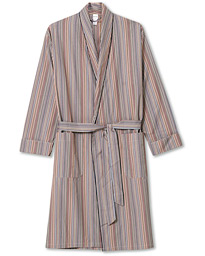 Paul Smith Dressing Gown Multistripe