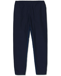 PS Paul Smith Drawcord Seersucker Trousers Dark Blue