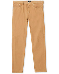 PS Paul Smith Tapered Fit 5-pocket Pants Sand