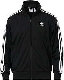 adidas Originals Firebird Full Zip Sweater Black