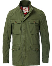Baracuta Iconic Wash Field Jacket Army