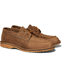 Red Wing Shoes Wacouta Camp Moc Camel Muleskinner