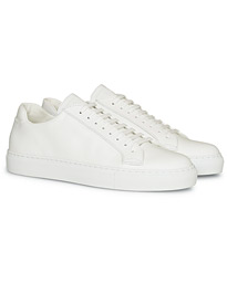 055 Sneakers White Calf