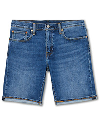 Levi's 502 Taper Stretch Denim Shorts Mt Home