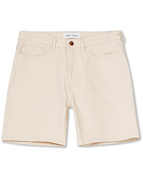 Samsøe & Samsøe Rory Organic Cotton Denim Shorts Canvas