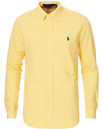 Slim Fit Featherweight Shirt Empire Yellow