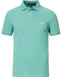 Slim Fit Polo Haven Green
