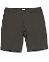 Filippa K Terry Shorts Green Grey