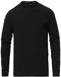 BOSS Casual Tempest Pullover Black