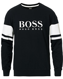 BOSS Loungewear Sweatshirt Black