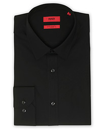 HUGO Elisha02 Slim Fit Shirt Black