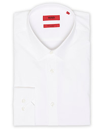 HUGO Elisha02 Slim Fit Shirt White