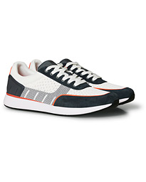 Swims Breeze Wave Athletic Running Sneaker White/Black