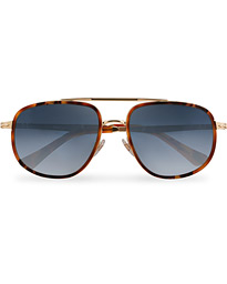 Persol 0PO2465S Sunglasses Gold/Brown
