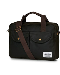 Longthorpe Laptop Bag Olive