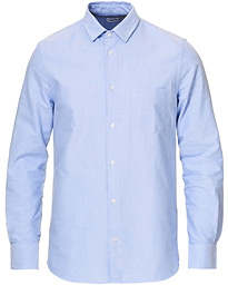 Tim Oxford Shirt Light Blue
