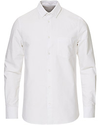 Tim Oxford Shirt White