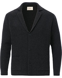 altea Knitted Cardigan Blazer Charcoal