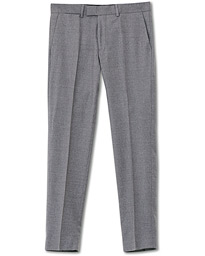 J.Lindeberg Grant Flannel Trousers Dark Grey