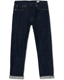Tapered Fit 107 Selvedge Jeans One Wash
