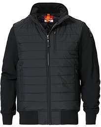 Parajumpers Elliot Hybrid Jacket Black