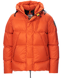 Cloud Ripstop Polar Puffer Jacket Carrot