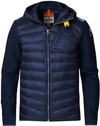 Parajumpers Nolan Hybrid Hooded Jacket Navy