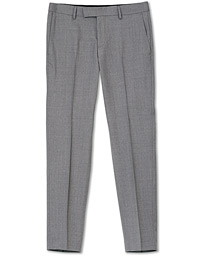 Tordon Wool Suit Trousers Grey