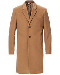 Cempsey Wool/Cashmere Coat Beige