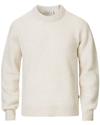 Tiger of Sweden Jeans Prowler Knitted Crew Neck White