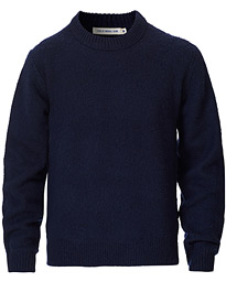 Tiger of Sweden Jeans Prowler Knitted Crew Neck Blue