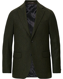 Fogerty Yorkshire Tweed By Moon Blazer Green