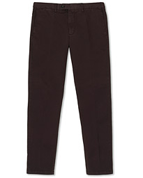 Oscar Jacobson Danwick Side Adjusters Chino Burgundy