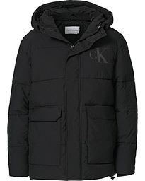 Eco Recycled Jacket Black