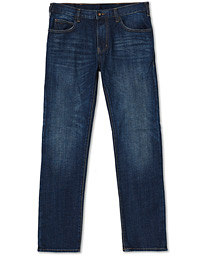 Emporio Armani Regular Fit Jeans Dark Blue