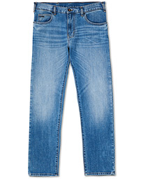 Emporio Armani Regular Fit Jeans Light Blue
