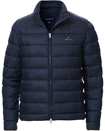 The Light Down Jacket Evening Blue