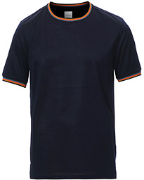 Paul Smith Stripe Piping Crew Navy