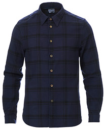 PS Paul Smith Check Overshirt Navy