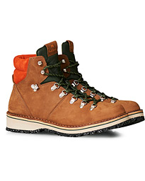 PS Paul Smith Ash Laced Boots Tan
