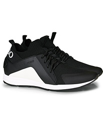 HUGO Hybrid Running Sneaker Black
