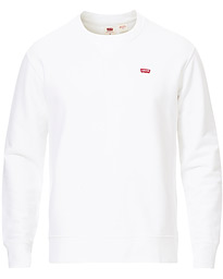 Original Crew Neck Sweatshirt White