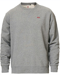 Original Crew Neck Sweatshirt Chisel Grey Heather