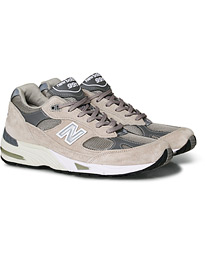 New Balance Made In England 991 Sneaker Grey