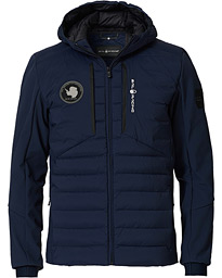 Sail Racing Antartica Hybrid Hooded Jacket Navy