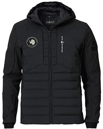 Sail Racing Antartica Hybrid Hooded Jacket Carbon