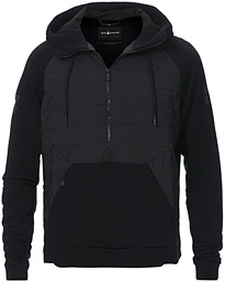 Sail Racing Race Tech Hybrid Hooded Anorak Carbon