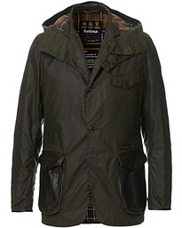 Gold Standard Supa Commander Wax Jacket Olive