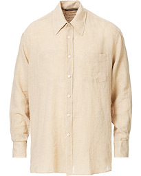 Our Legacy Oversize Shirt Beige