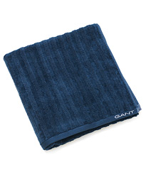 GANT Line Towel Sateen Blue
